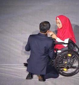 Bulan Asian Para Games 2018
